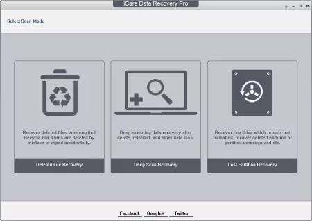تحميل برنامج iCare Data Recovery Pro 8.2.0.6 لاستعادة أي ملف محذوف