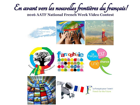 AATF 2016 National French Week Video Contest