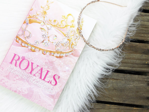 Boek Review | Rachel Hawkins - Royals