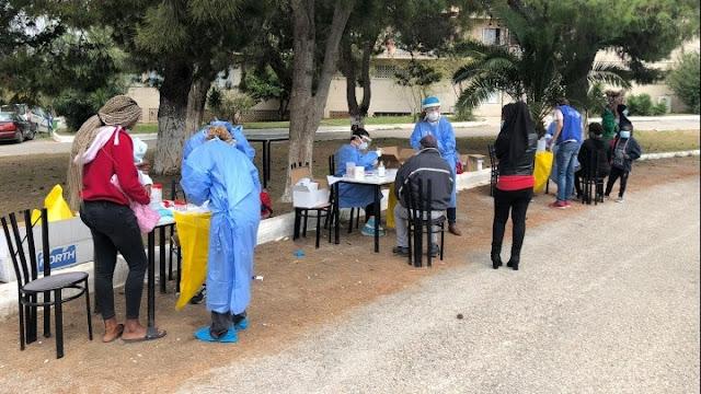 Ανταρσία στο Μωριά: Άμεσα μέτρα προστασίας της υγείας των προσφύγων