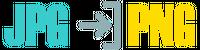 JPG to PNG Logo