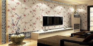 3 Trik Ampuh Bersihkan Wallpaper Dinding Rumah Anda