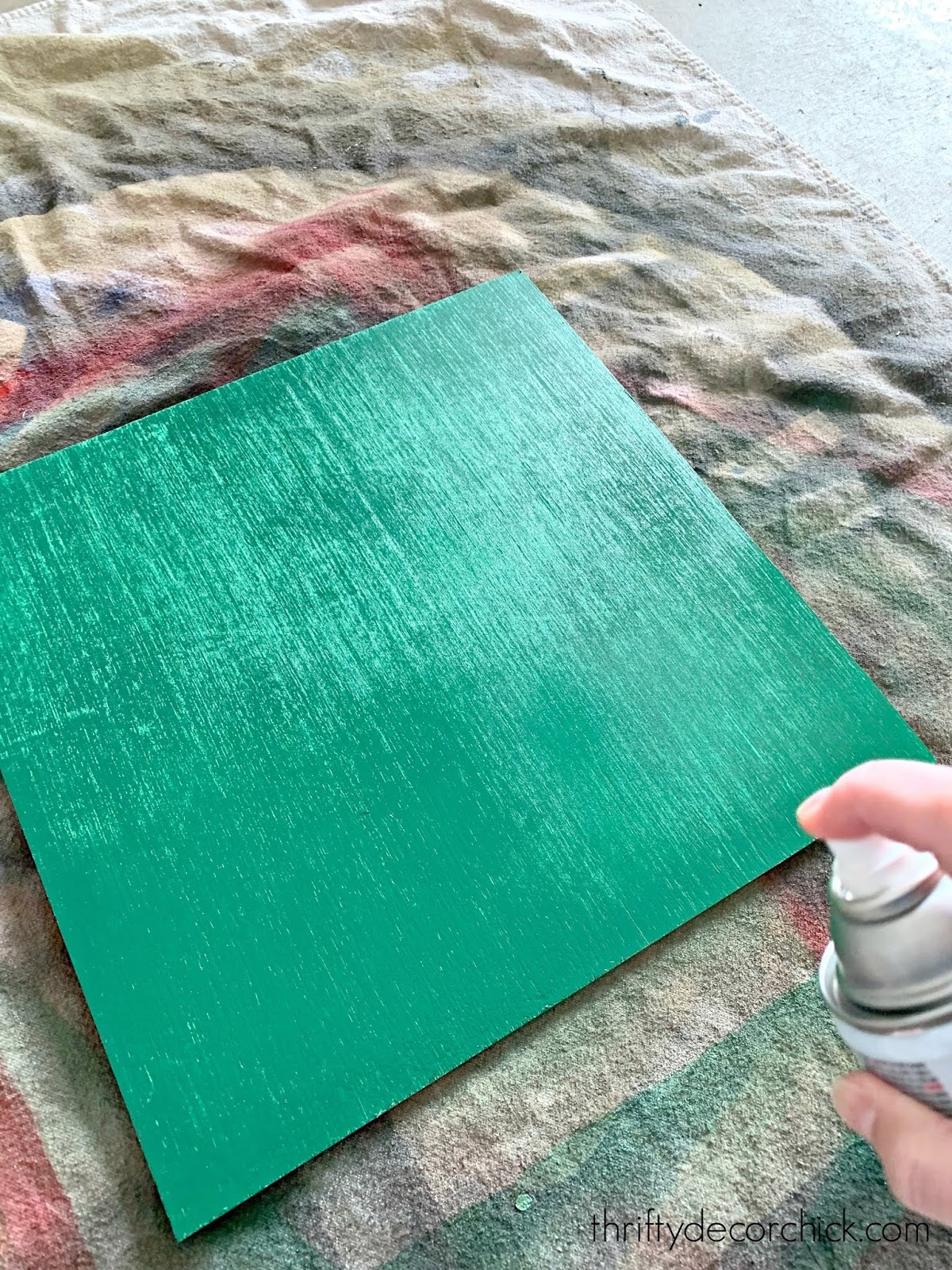 Spray paint tips to avoid issues