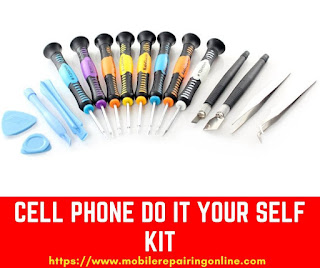 the best DIY mobile phone and smartphone kit