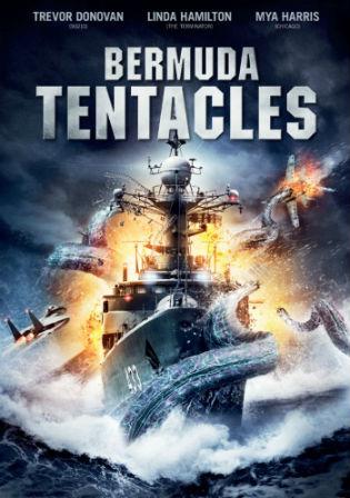 Bermuda Tentacles 2014 BRRip 300Mb Hindi Dual Audio 480p Watch Online Full Movie Download bolly4u