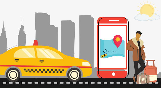 taxi booking app