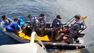 SAR Kapal Tenggelam di Kalbar di Perpanjang, TNI AL Dukung Penuh
