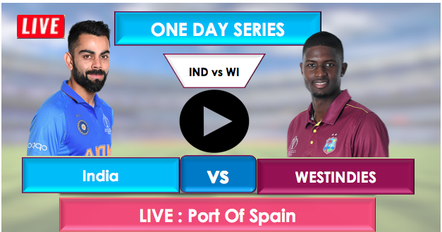 India vs WestIndies: Match 3, WestIndies won the toss and elected to bat