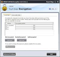Gilisoft Full Disk Encryption v4.2.0 Full version