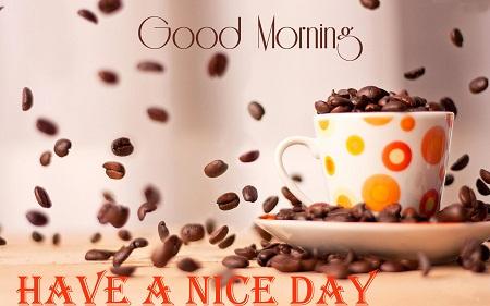 Latest Good Morning Coffee Image