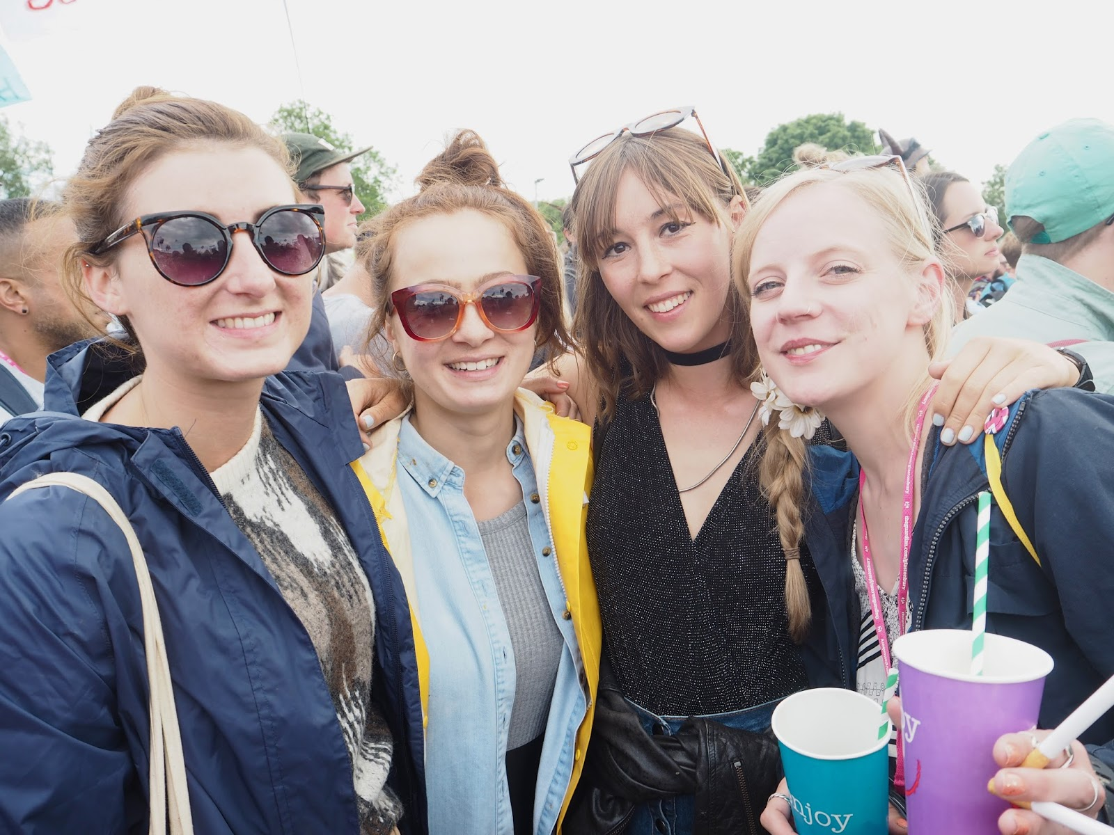 Glastonbury Festival 2016 photo diary
