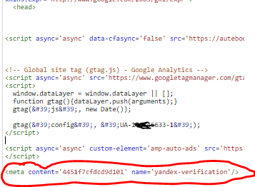 How to Add Blogger to Yandex Webmaster Tools - Izzyaccess