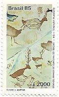 Pinturas rupestres da Tradição Planalto