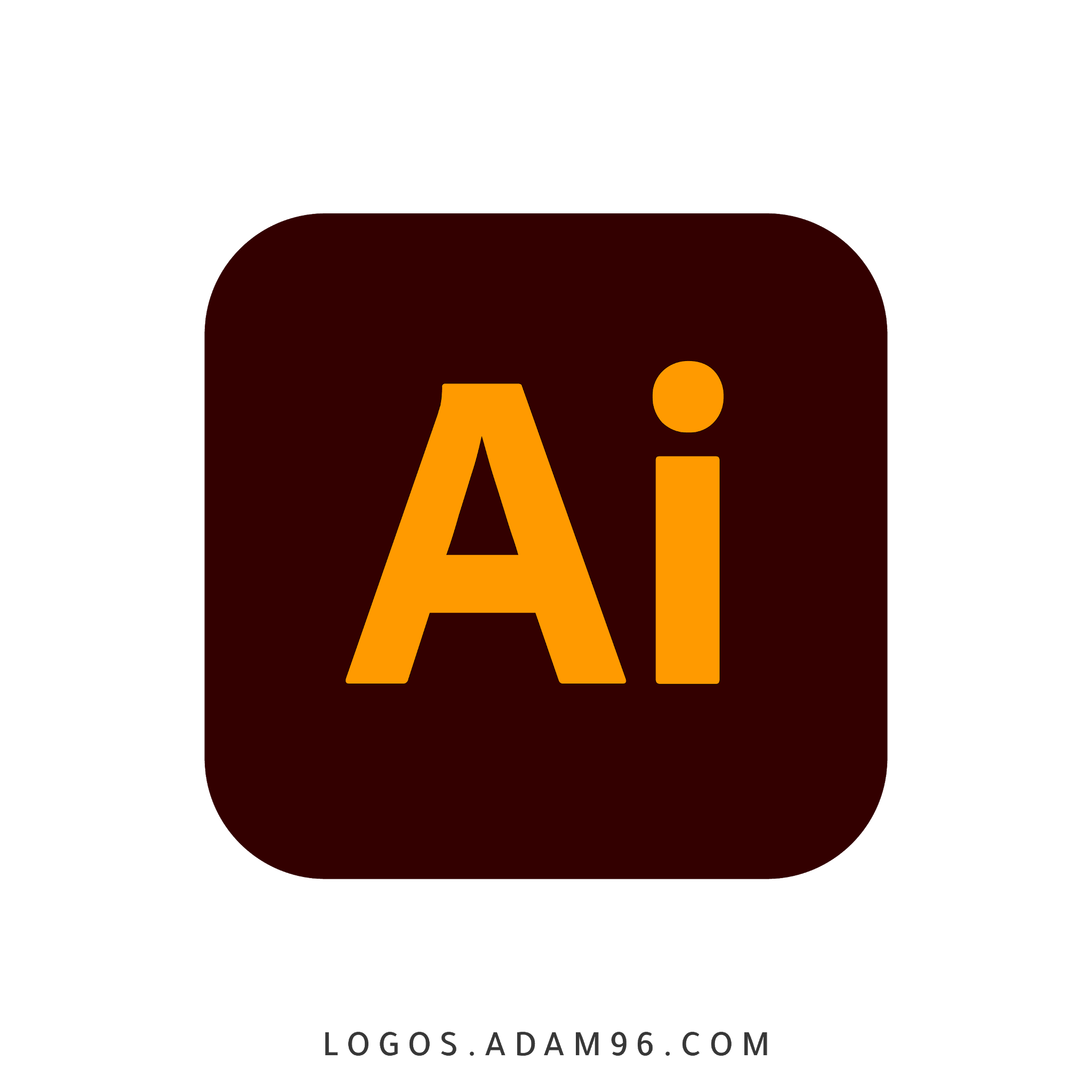 Adobe illustrator 2020 Logo Icon Download