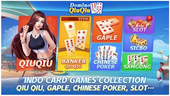 Game Domino QiuQiu