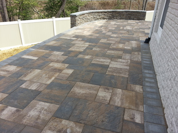 Cambridge Ledgestone Pavers - Year of Clean Water