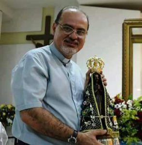 Novo Vigário Geral da Arquidiocese da Paraíba