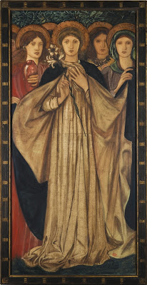 The Three Marys is a painting by Edward Burne-Jones Γκάμπριελ Μπέρνερ