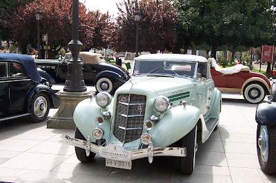 Auburn 851 Super Charged coche clásico