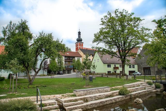 Erzweg Etappe 5 Etzelwang – Lichtenegg  Wandern Amberg-Sulzbacherland 01