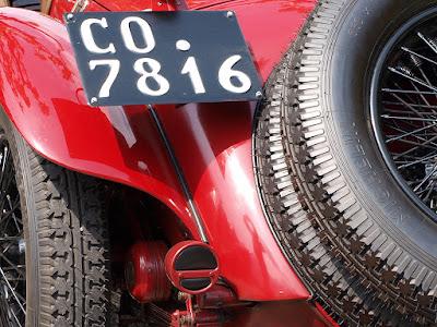 Targhe originali per veicoli storici