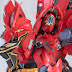 "CUSTOM BUILD: MG 1/100 Sinanju ""PREMIUM VER."""