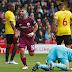 """Con un """"hat-trick"""" del Kun Agüero, el Manchester City humilló al Watford y es líder"""