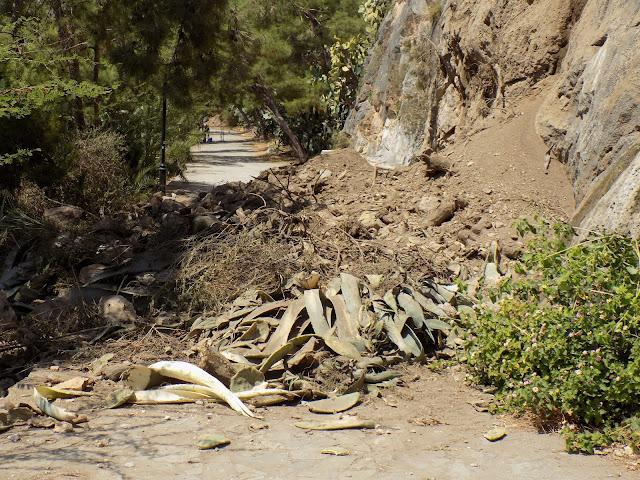 Οι αιτίες της κατάρρευσης του ενετικού τείχους της Ακροναυπλίας