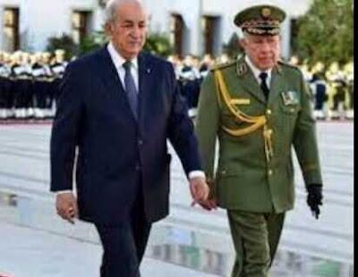 الرئيس الجزائري يجر عليه السخط و السخرية بمواقع التواصل الاجتماعي