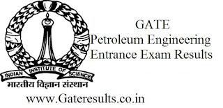 GATE PE Results