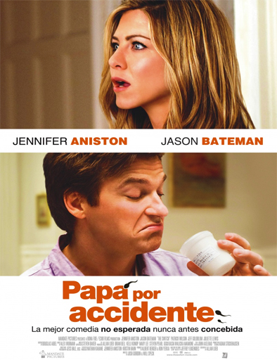 Ver Papá por accidente (The Switch) (2010) Online