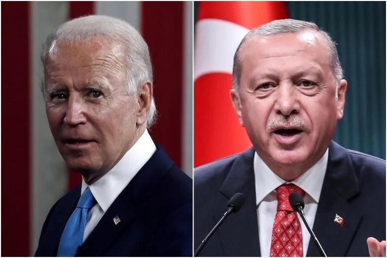 Ο φόβος του Ερντογάν πριν από το «πέναλτι» του Μπάιντεν
