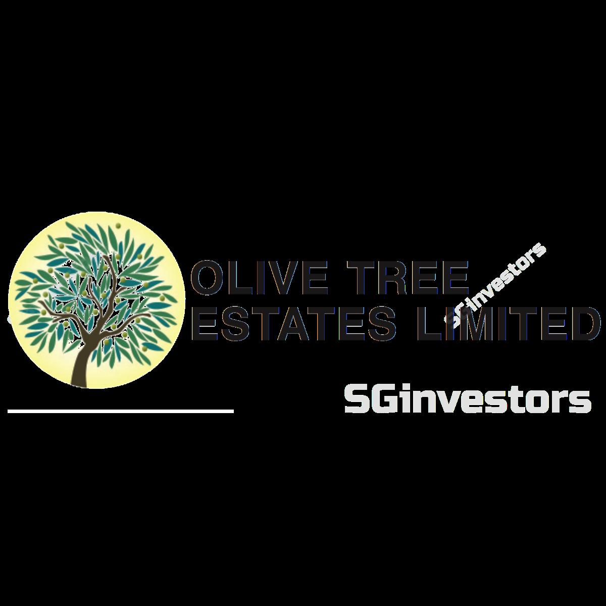 OLIVE TREE ESTATES LIMITED (SGX:1H2) @ SGinvestors.io