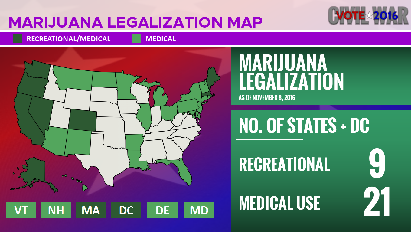 and don t worry they possibly live in new jersey where if you look at the map for marijuana legalization
