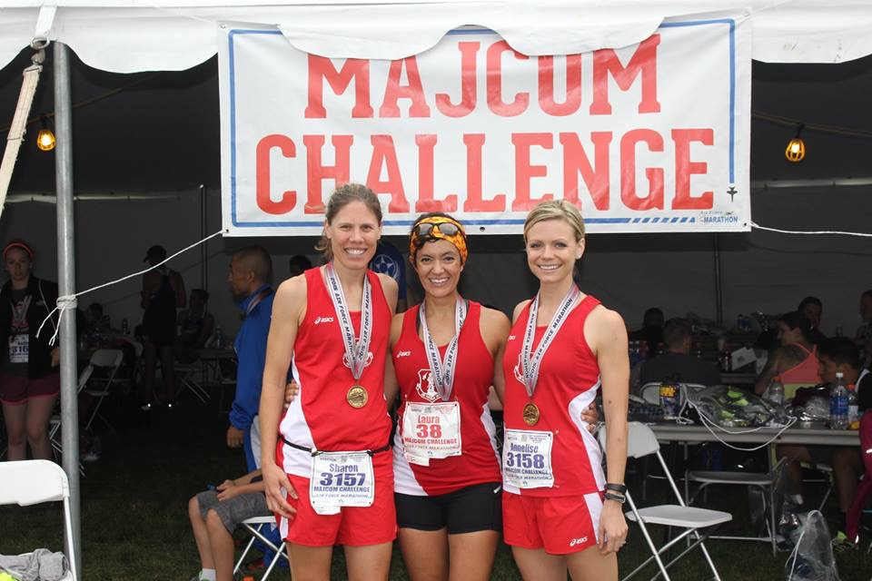 Air Force Half Marathon, MAJCOM Challenge, Air National Guard Runner, Air Force Runner, Air National Guard Team