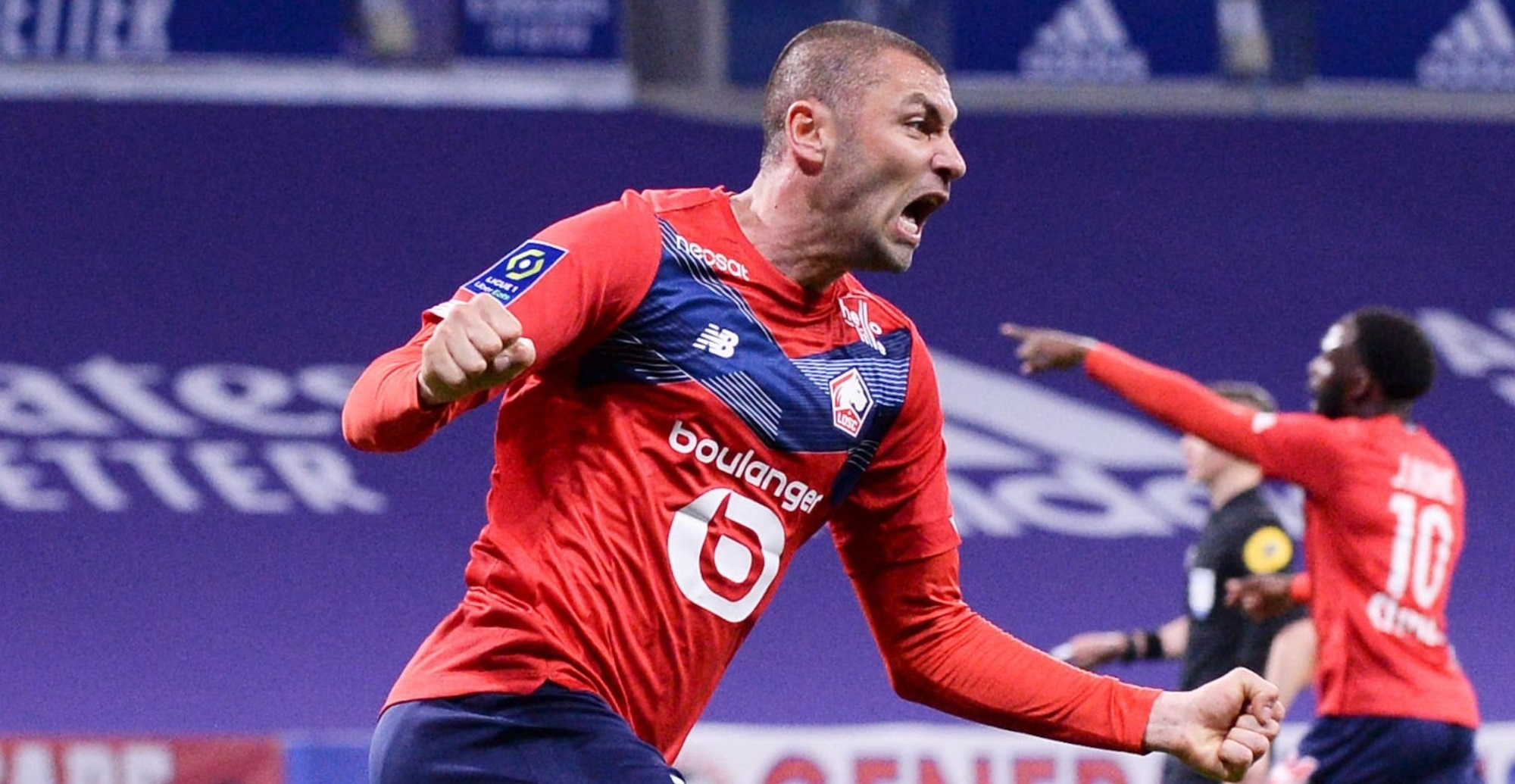 The evergreen Burak Yilmaz has been in sensational form for Lille