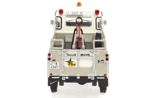 santana 1300 1975 asistencia santana 1:43 vehículos de reparto y servicio salvat