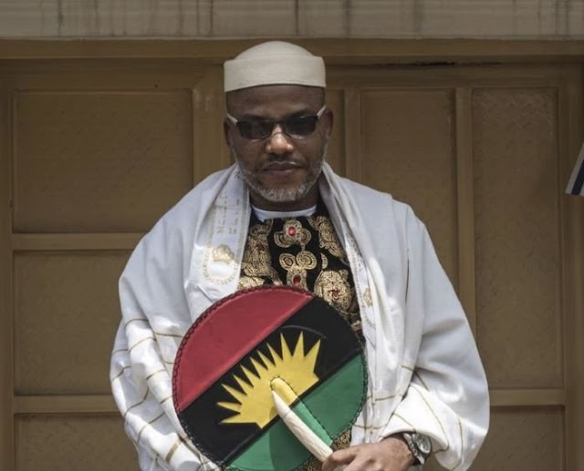 Abba Kyari Was Secretly Flown To Cuba For Coronavirus Treatment – Nnamdi Kanu Reveals
