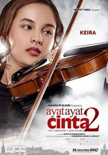 Ayat-Ayat Cinta 2 (2017) Full Movie Bluray