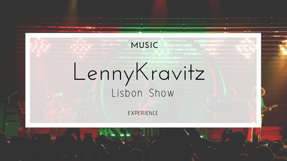Music - Lenny Kravitz show