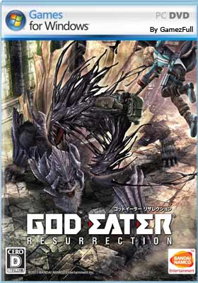 God Eater Resurrection PC [Full] Español [MEGA]