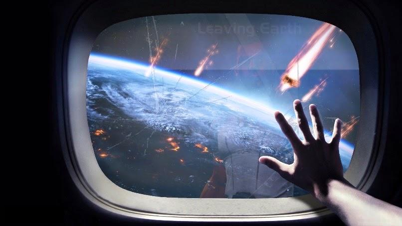 Resultado de imagem para planeta terra destruído