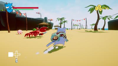 Hobo Cat Adventures Game Screenshot 4