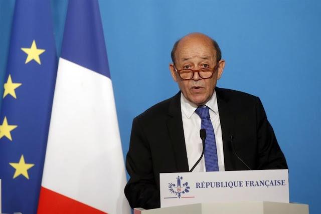 Γάλλος ΥΠΕΞ: Απολύτως απαράδεκτη η παραβίαση του θαλάσσιου χώρου από την Τουρκία