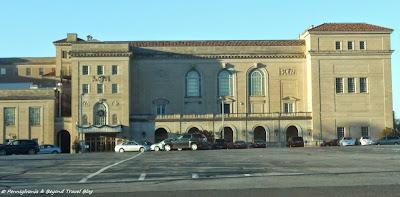 The Hershey Theatre in Hershey Pennsylvania