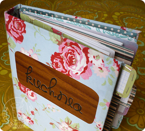 1 Christmas Gift Giving Idea | DIY Recipe Book Binder from Marysza