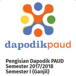 DOWNLOAD INSTALLER APLIKASI DAPODIK PAUD-DIKMAS Versi 3.1.0 2017-2018 Ganjil