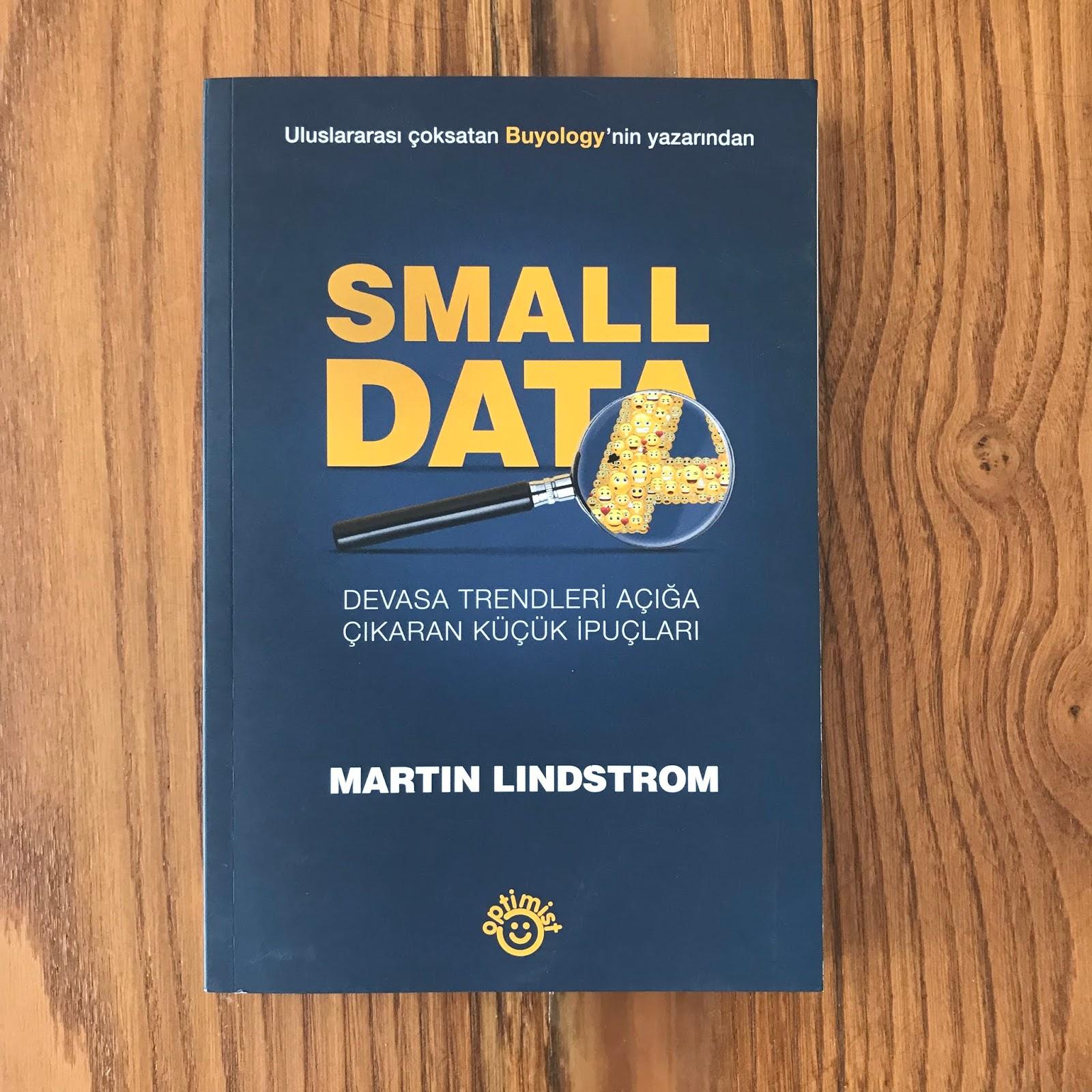 Small Data - Devasa Trendleri Aciga Cikaran Kucuk Ipuclari (Kitap)