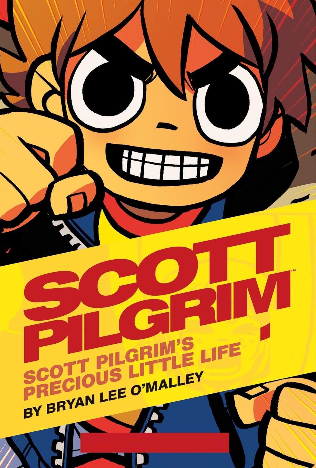Scott Pilgrim Comic