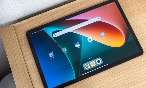 Xiaomi returns to the Android tablet with the Pad 5